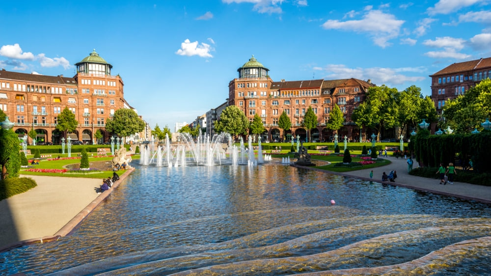 Mannheim : A Charming City in Germany With Stunning Architecture
