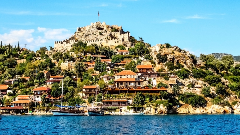 Antalya : A Wonderful City in Turkey Has Many Charming Sights