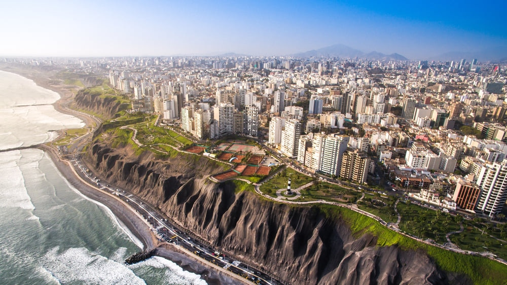 Lima: The Capital of Peru Known as the City of Kings