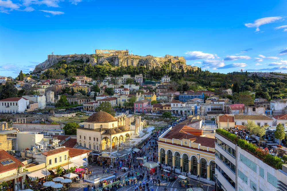 Athens: The Capital of Greece Full of Ancient History