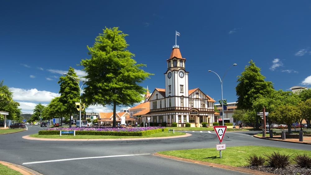 Rotorua : The Center of Maori Culture on New Zealand's North Island