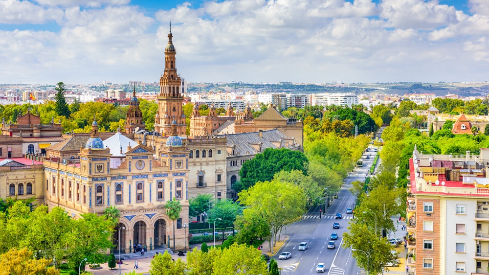 Seville: Andalusia's Charming City Filled with History