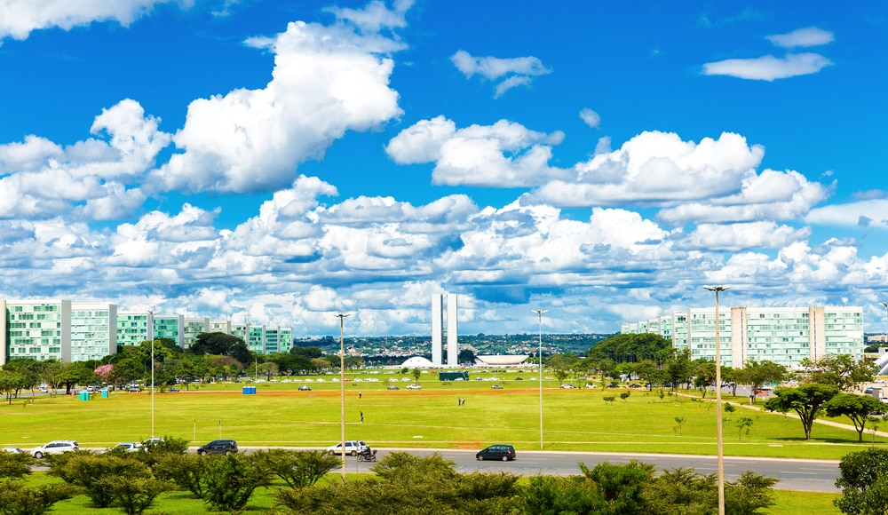 Brasilia : The City of Modern Architecture and Development