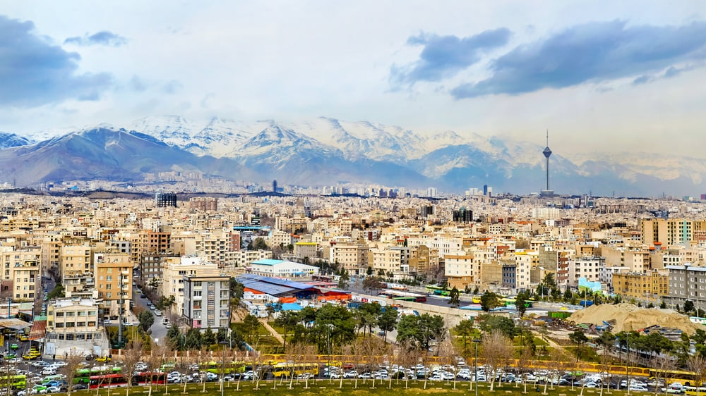 Tehran:The Capital City of Iran that Has Wonderful Tourist Attractions~
