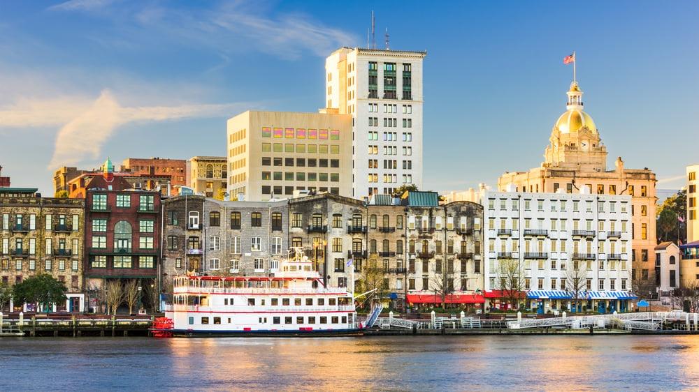 Savannah (Georgia):The Southern King City
