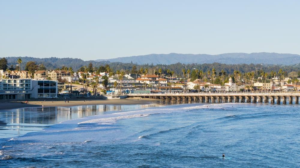 Santa Cruz : Enjoy Summers Basking under the Sun