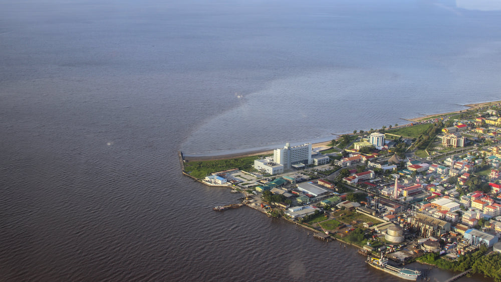 Georgetown :  Guyana's Capital City with a Wealth of History