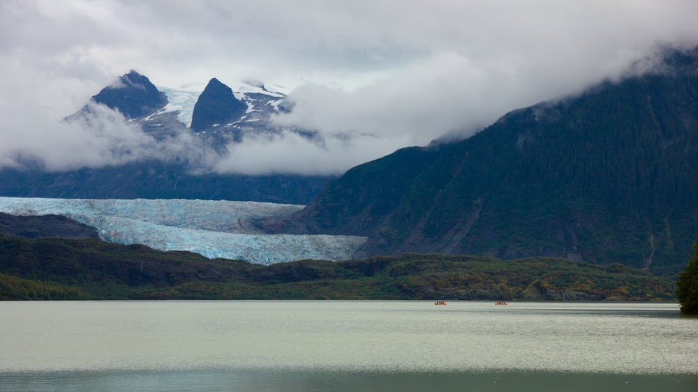 Gustavus(Alaska):The Land of Glacial Seas which Was once a Strawberry Point lying on the Out Wash Plain