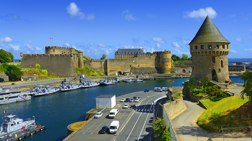 Brest : The Center of French Naval History