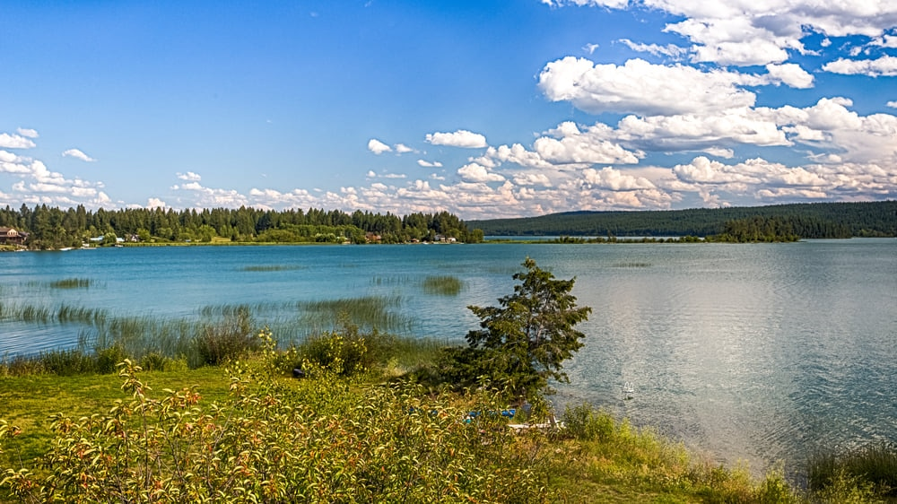 Williams Lake : A City Whose Frontier Is Deceiving, Simply Overshadowing the Heaven within