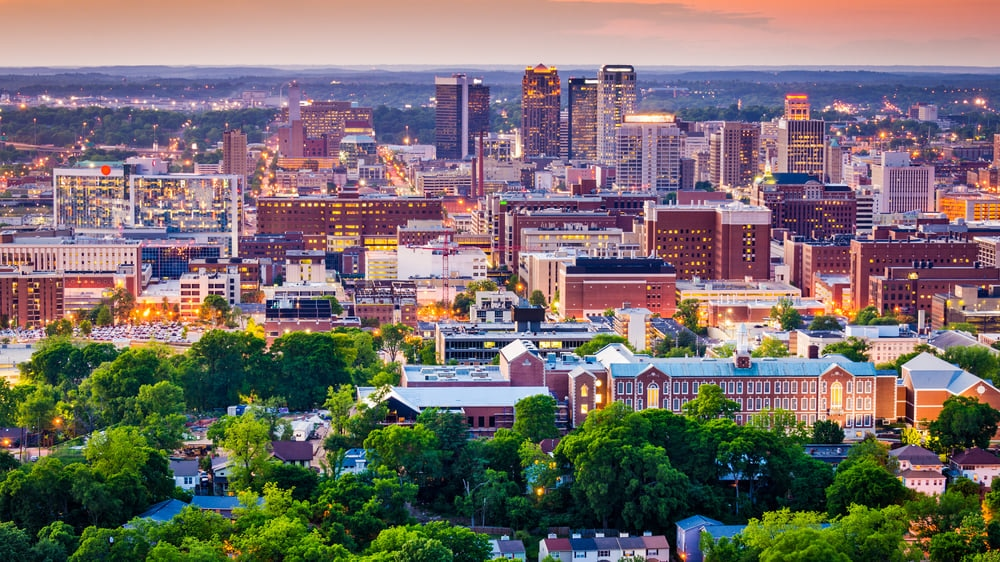 Birmingham (United States):Get to Experience the Last Major Southern City in the Heart of Alabama