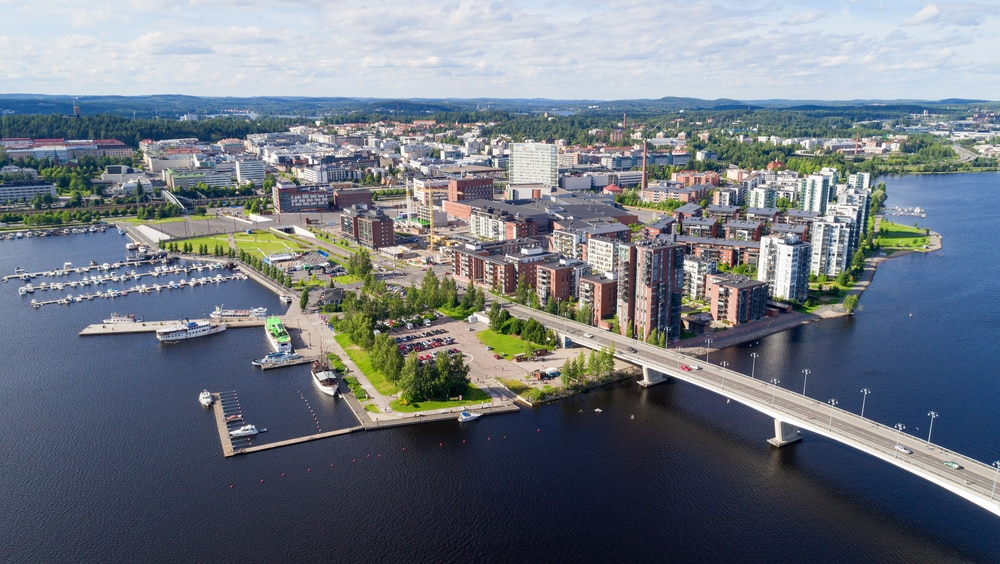 Jyvaskyla : The Perfect Blend of Contemporary and Historical Essence