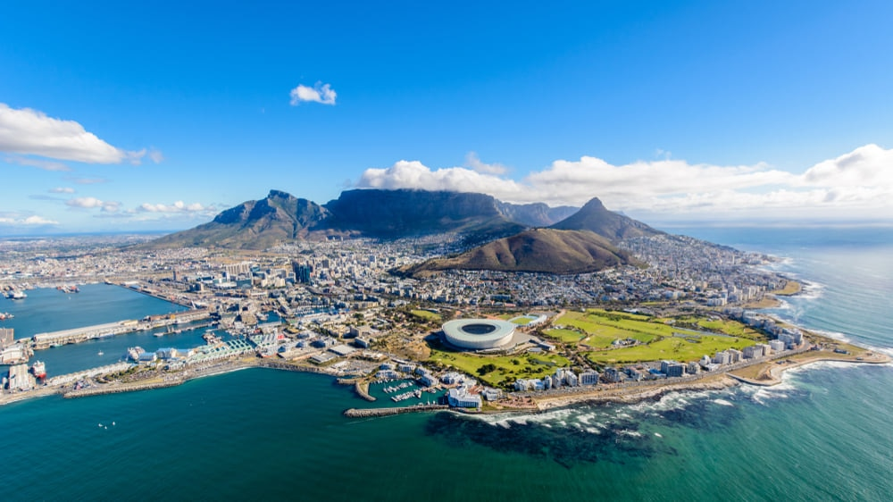 Cape Town: South Africa's Iconic Coastal City