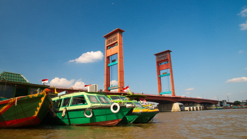 Palembang : The Venice of the East