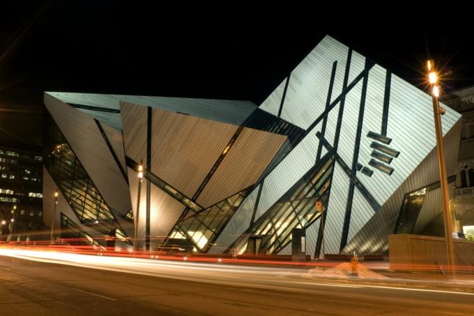 The Royal Ontario Museum in Toronto