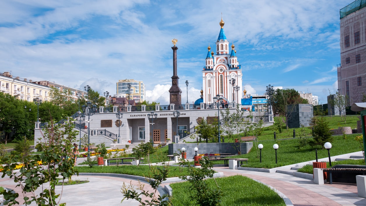 Khanarovsk : Explore the Blissful Modern and Classic Architectural City