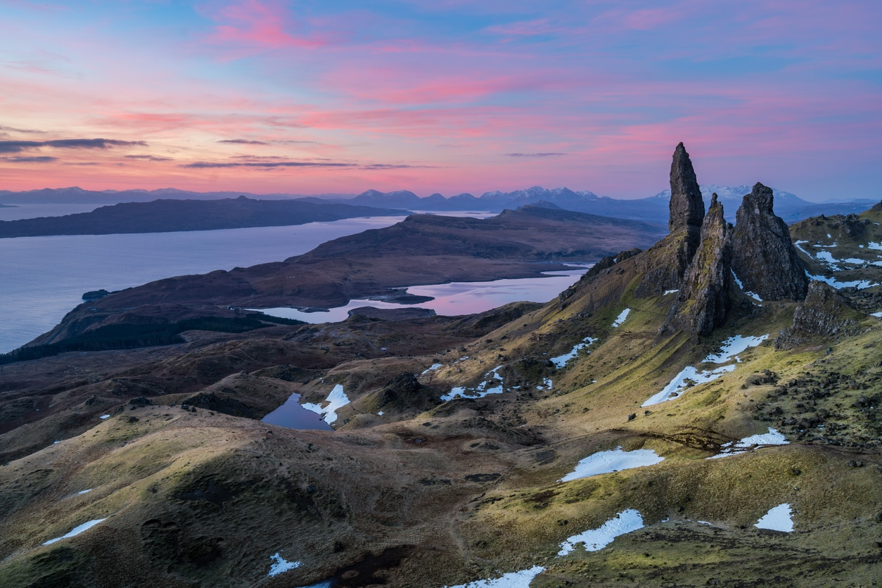 10 Destinations in Scotland Guaranteed to Take Your Breath Away