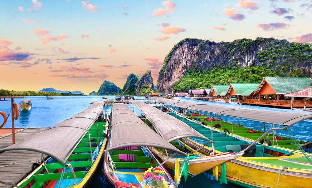 5 Memorable Day Trips From the Thai Paradise of Phuket