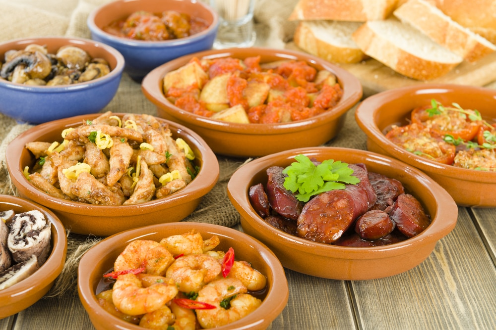Iconic Dishes to Order When Visiting a Tapas Restaurant in Spain