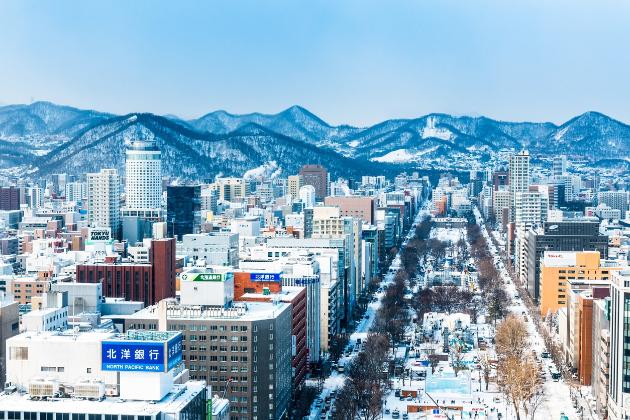 Things to Do and See in Sapporo: The Capital of North Japan