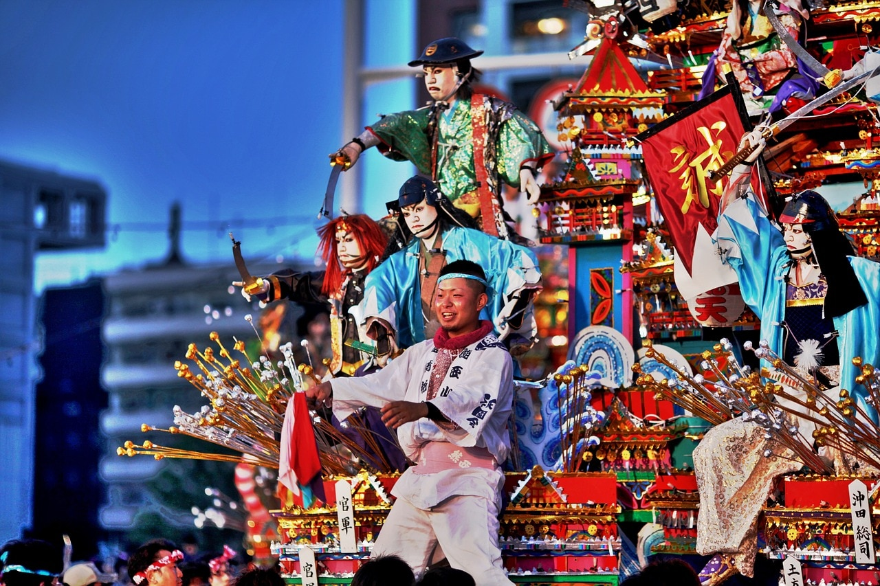 Japan's Amazing Summer Festivals You Need to Check Out