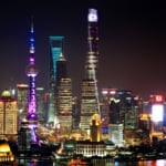 Incredible Shanghai Skyline View