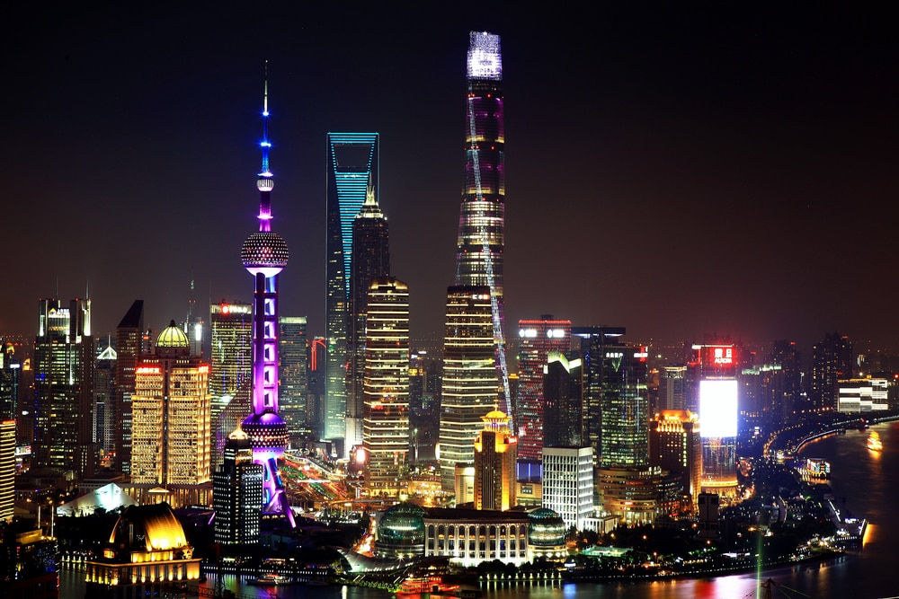The Top 5 Places to Get a Stunning View of Shanghai