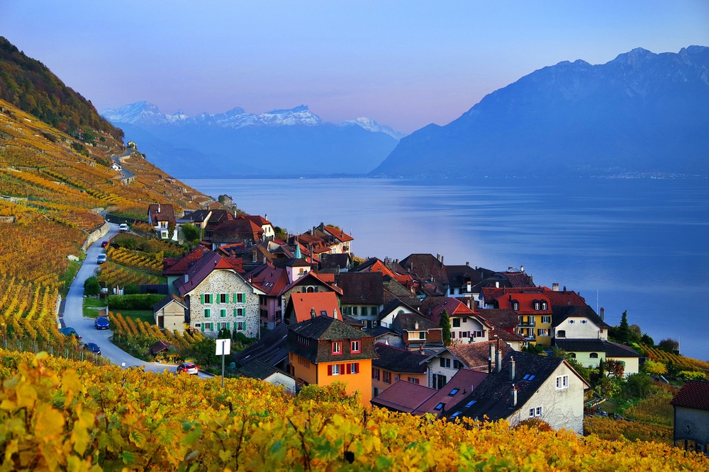 The Top Things to Do and See in Europe's Beautiful Swiss Riviera Region