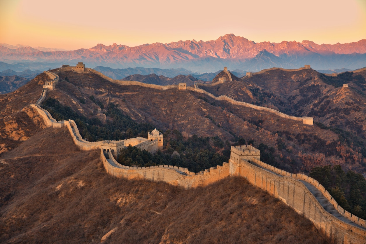 The Best Places to See the Great Wall of China, Without the Crowds