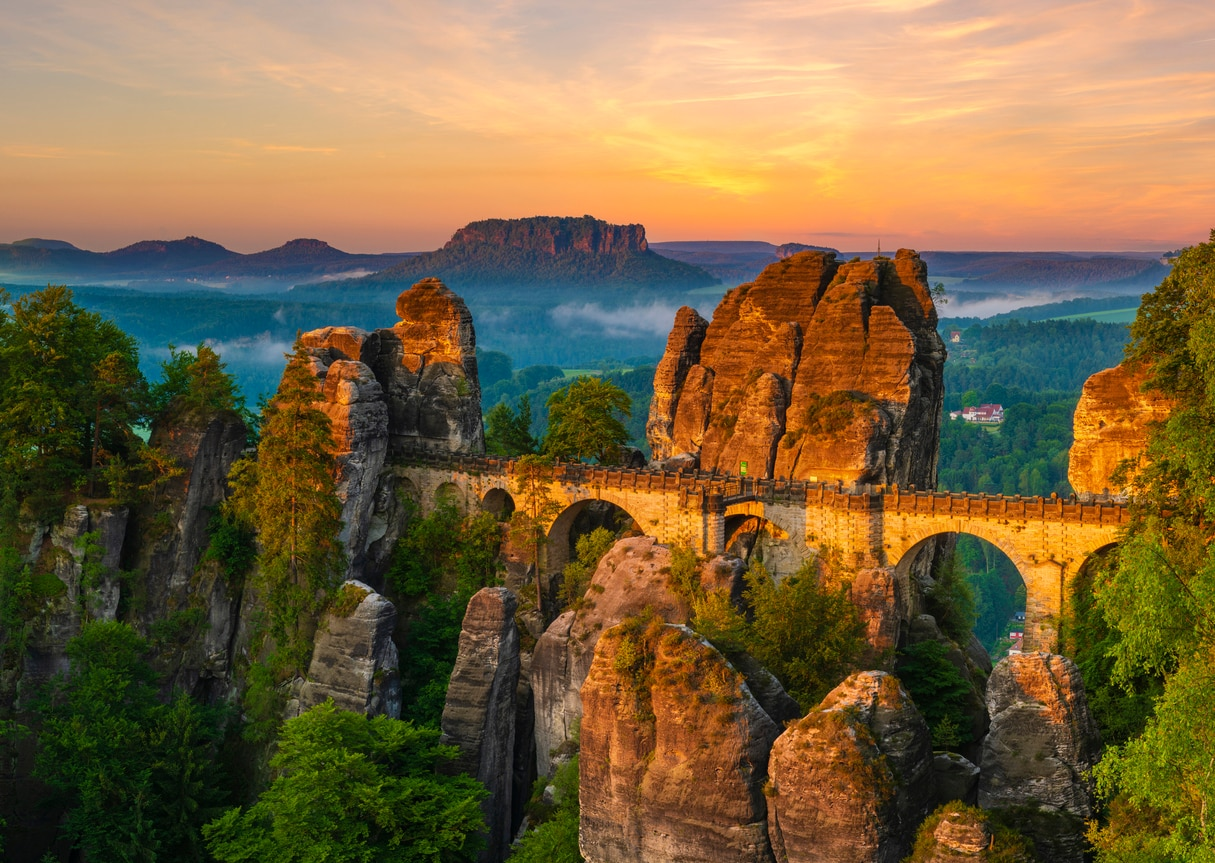 9 Incredibly Unique Places You Need to Check Out When Traveling Around Europe