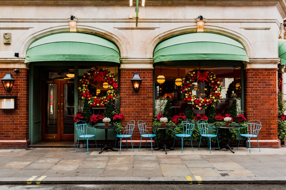 Eat Your Way Around London With These 10 Amazing Restaurants