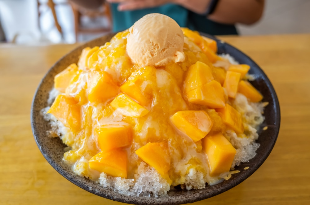 The Top 5 Places to Eat Mango Shaved Ice in Taipei