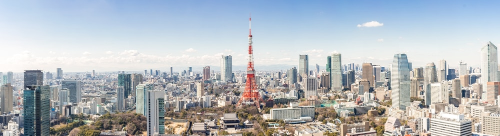 The Top 6 Spots for Viewing Tokyo's Skyline