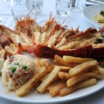 Delicious food at top restaurants in Cape Town