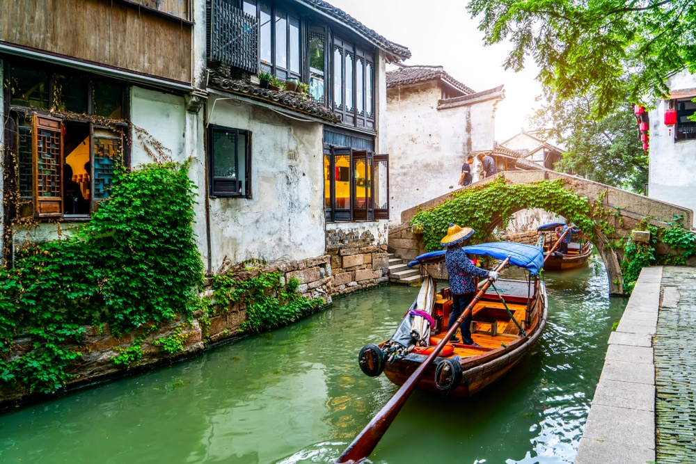 6 Easy Daytrips to Take From Shanghai