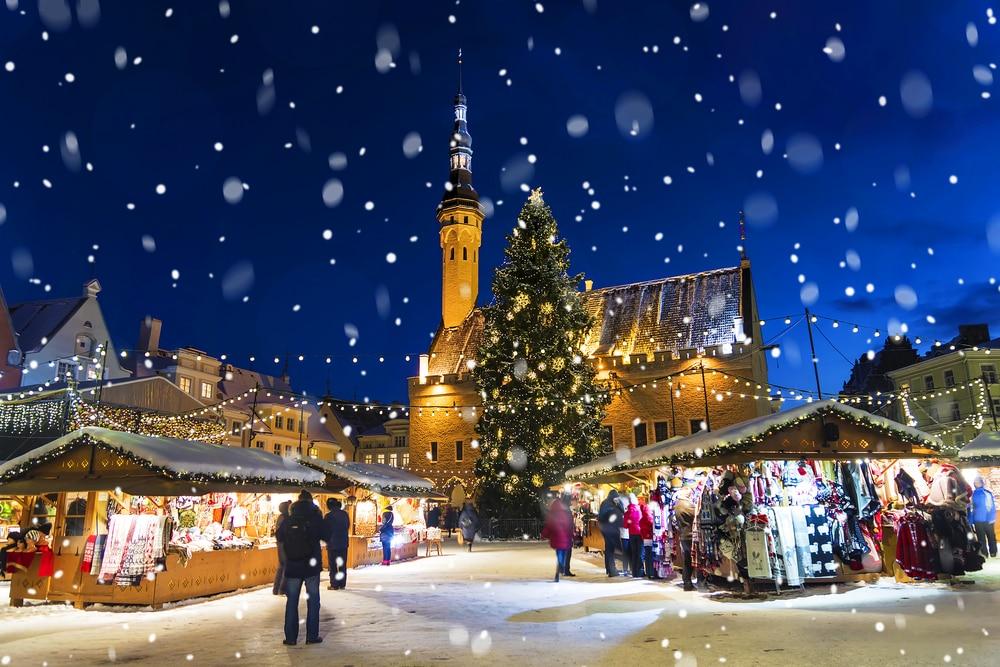 7 Ways to Spend Christmas in Tallinn