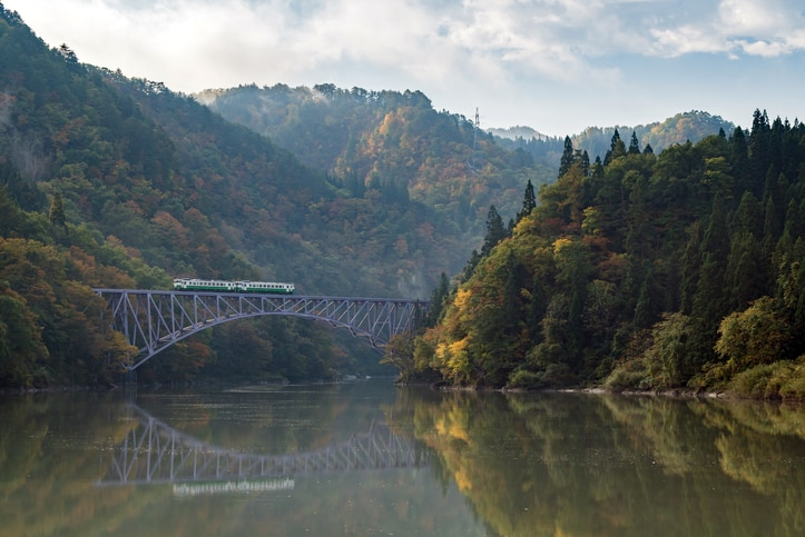 Scenic Train Journeys You Can Take Around Japan