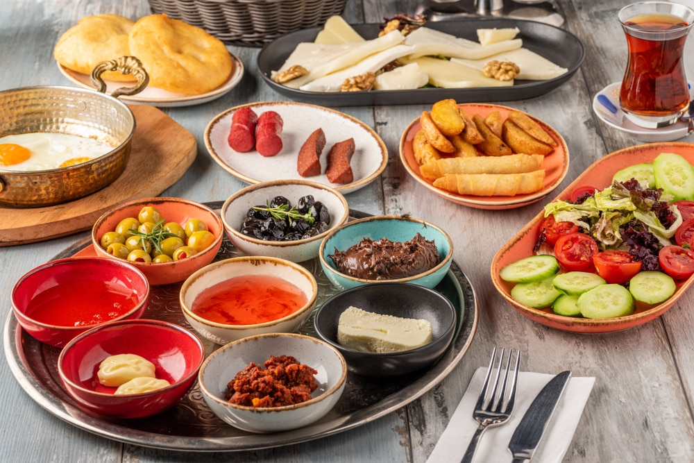 Cafes and Restaurants to Have an Iconic Turkish Breakfast in Istanbul