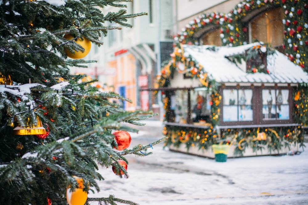 The Best Places to Visit in Europe During Christmas Time