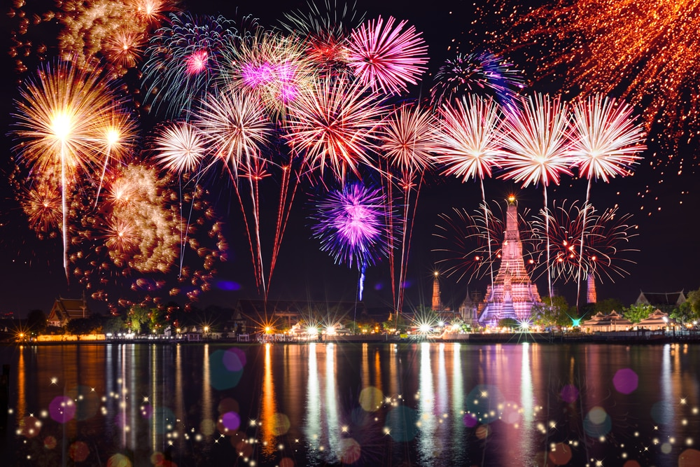 The Best Places to Spend New Year's Eve in Asia