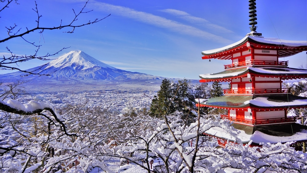A Guide to Visiting Japan in Winter: Weather, Clothing and Tips