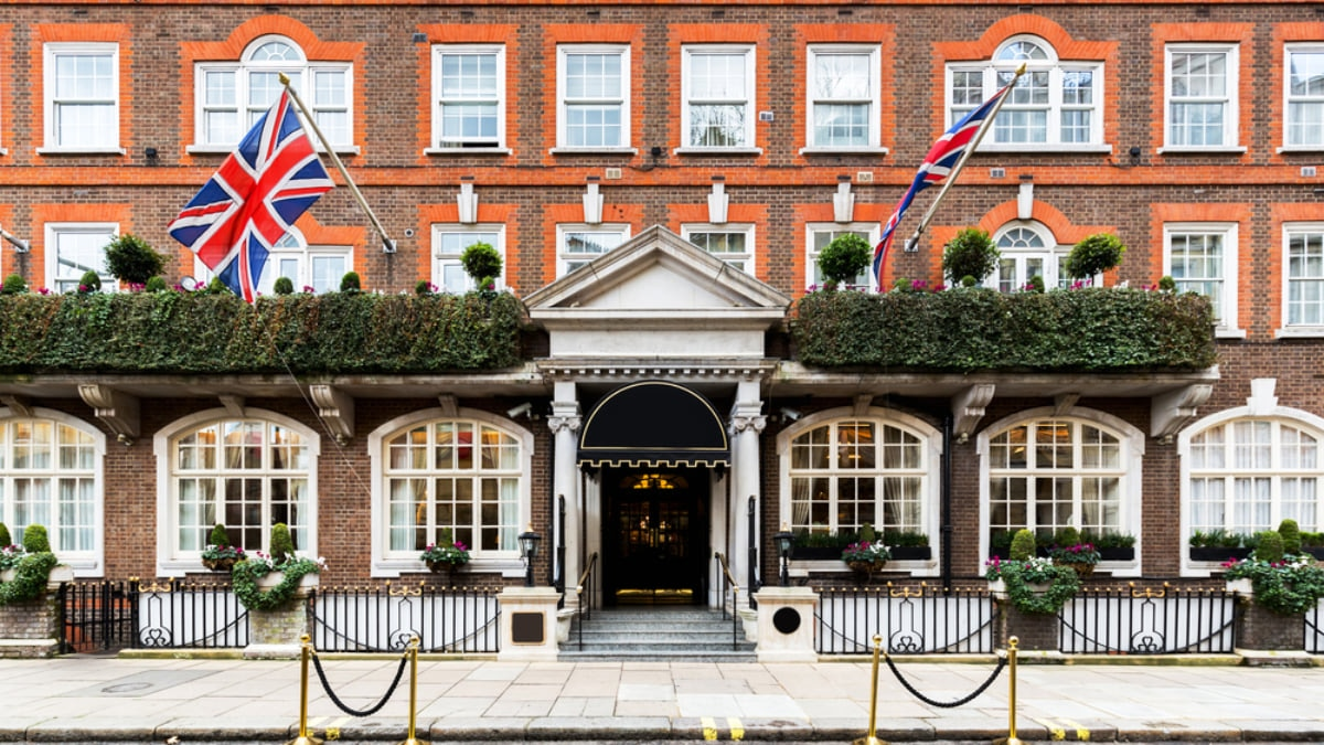 5 Iconic London Hotels for all Budgets