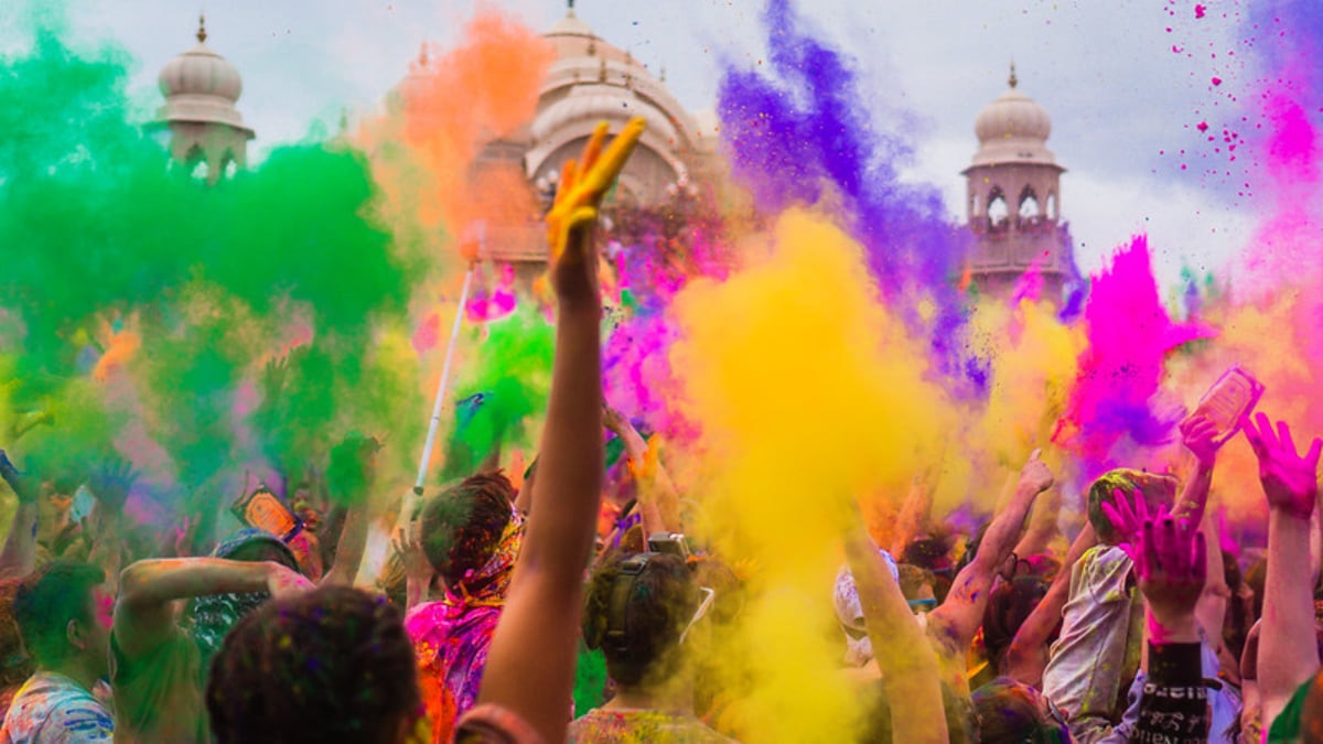 The Ultimate Guide to Holi – India's Festival of Colors