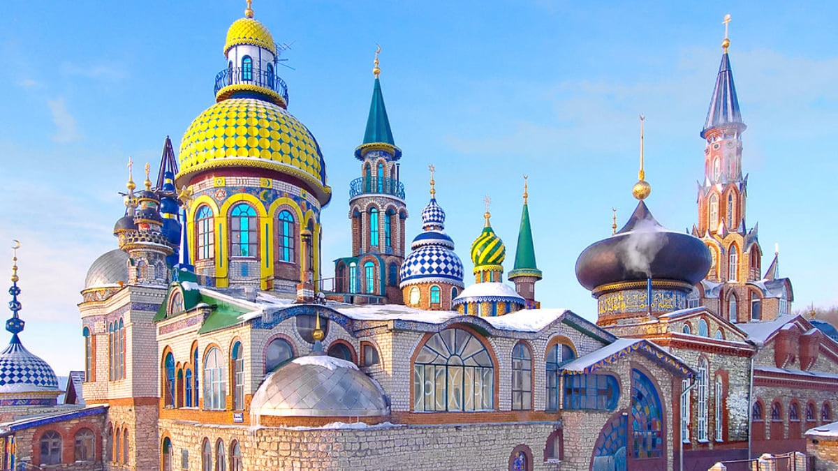 5 Beautiful Stops in Russia to Explore Along the Trans-Siberian Railway