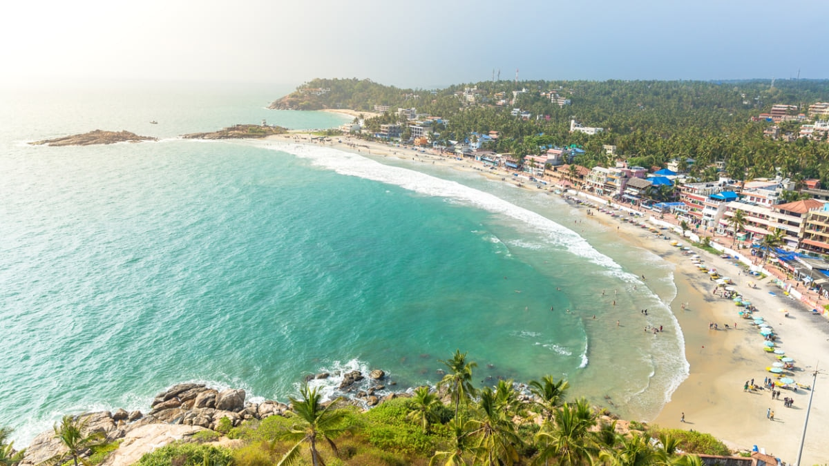 The Top 5 Beach and Seaside Resorts in India