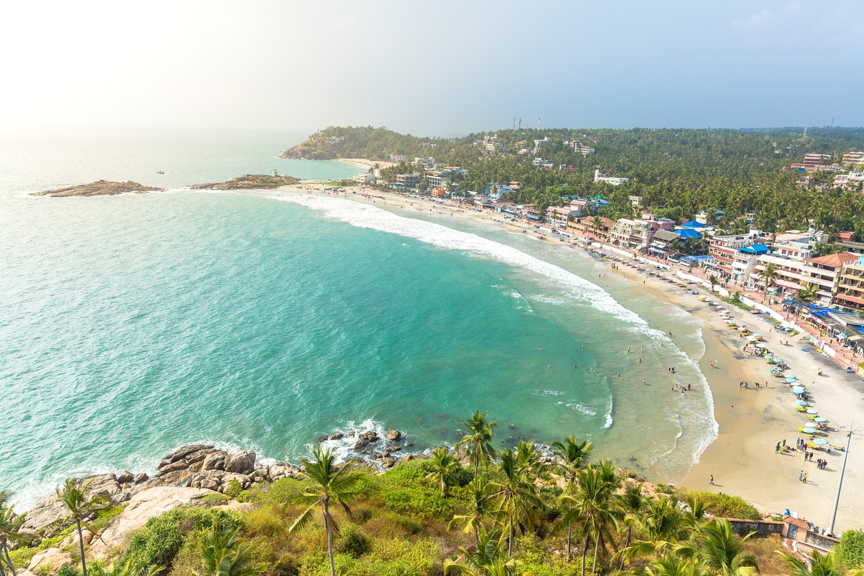 The Top 5 Beach and Seaside Resorts in India – skyticket Travel Guide