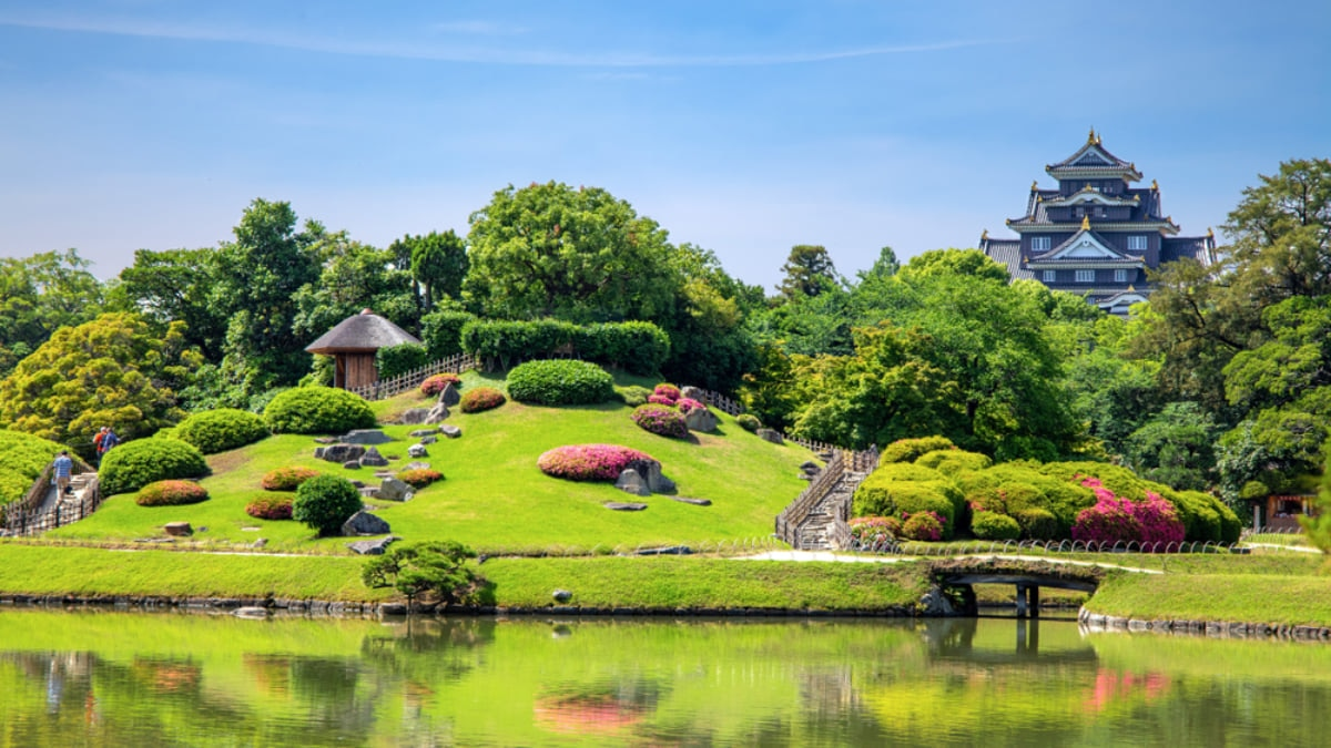 The 6 Must-Visit Sightseeing Spots in and Around Okayama City