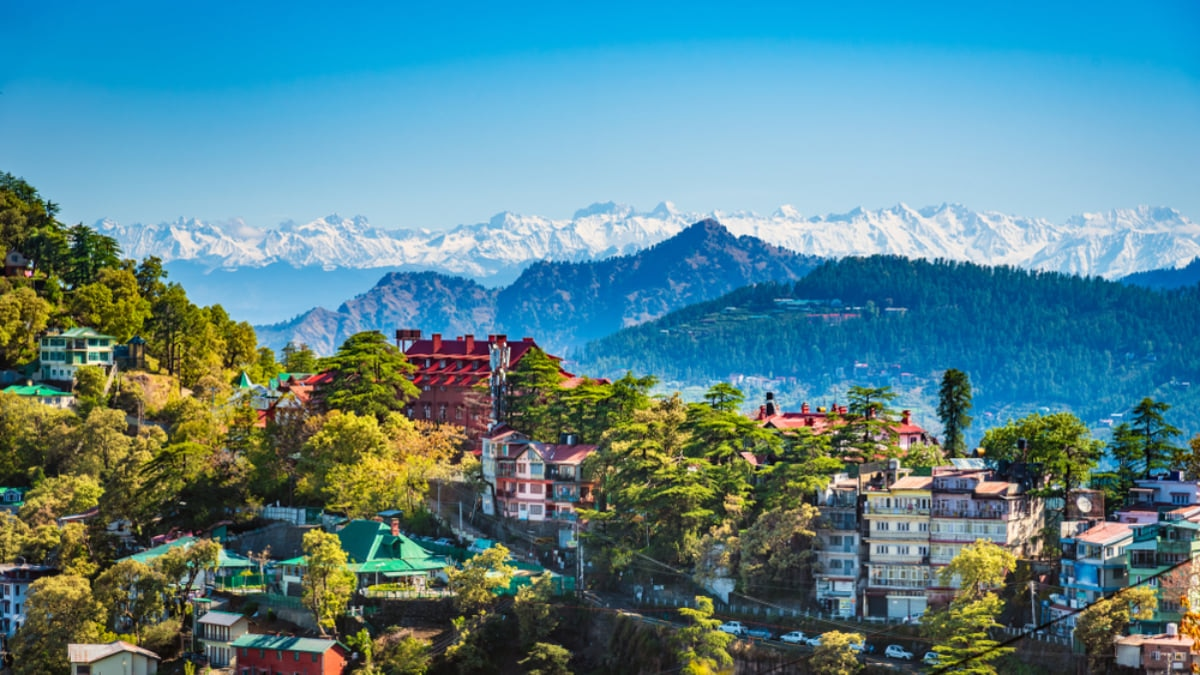 The Top Hotels in Shimla, India's Summer Capital