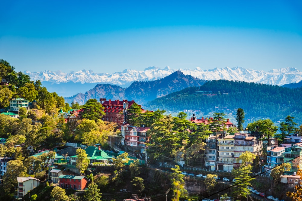The Top Hotels in Shimla, India's Summer Capital – skyticket Travel Guide