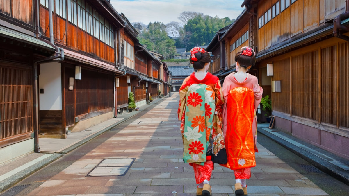 Awesome Day Trips Possible From Tokyo Using the JR Pass